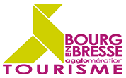 Logo office de tourimse de bourg en bresse